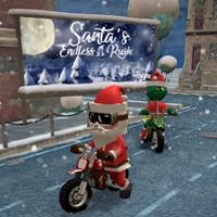 Santa Endless Rush