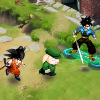 Dragonball Z Fighters