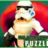 Galactic Heroes Puzzle