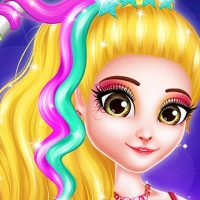 Hair Saloon Color by Number – Girls Fashion Games
