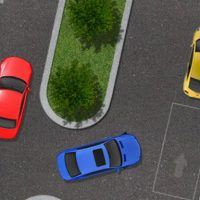 Parking Space HTML5
