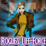 Rogue's Life-force
