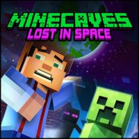 Minecaves Lost in Space