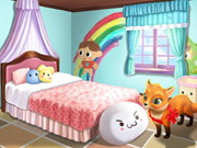 Small Fox Tidy Up The Room