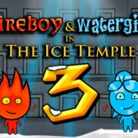 Fireboy and Watergirl: Ice Temple
