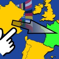 Scatty Maps: Europe